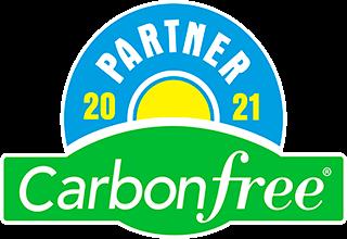 Carbonfree Partner 2021 Badge - Carbonfund.org