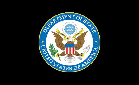 USA DoS Seal